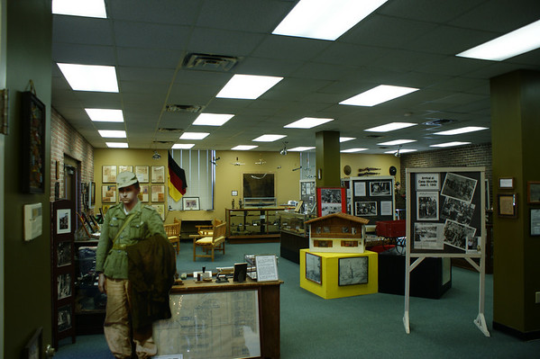 Aliceville, Alabama - German POW Museum