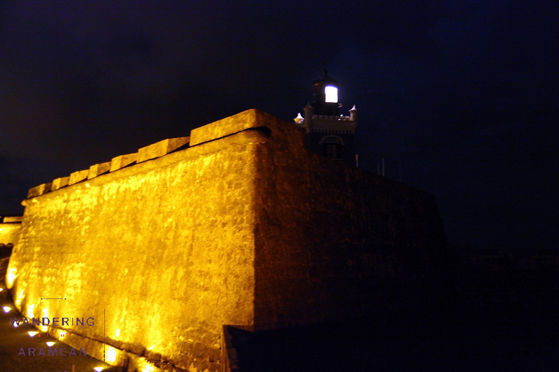 El Morro in Old San Juan