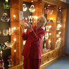 In her 80s this woman started the business and made it the highest quality crystal in Ireland