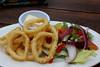Calamari in Limerick. Yummy!