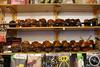 Inside Custy's music shop, Ennis, Ireland