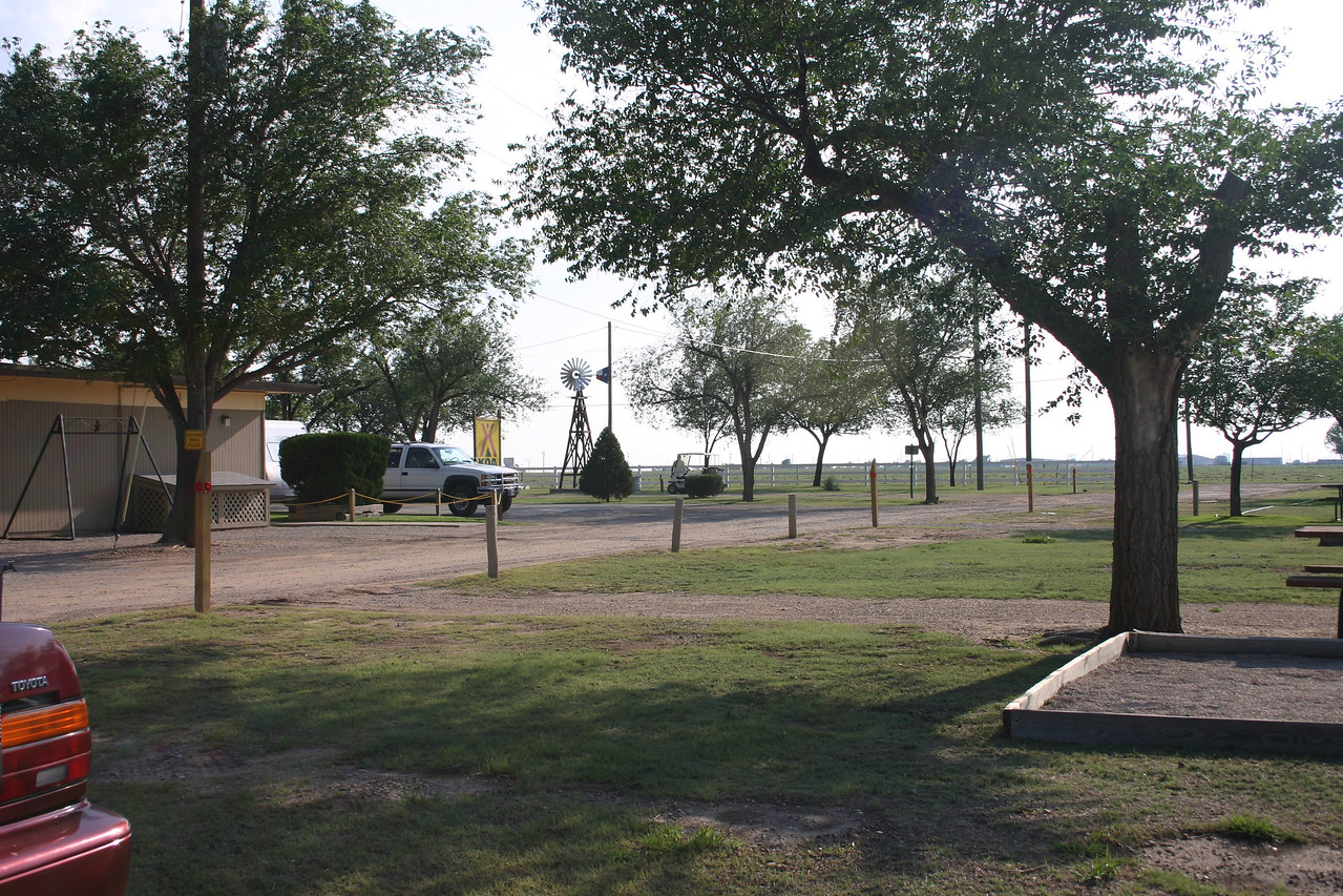 Eastern Colorado campground