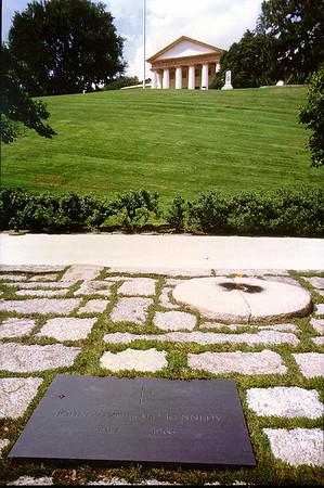 President John Kennedy Arlington Cemetery, VA