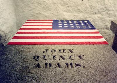 President John Quincy Adams Quincy, MA