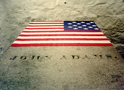 President John Adams Quincy, MA