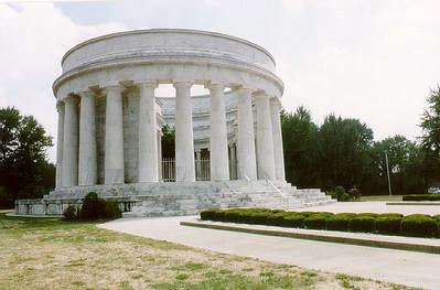 President Harding Ohio