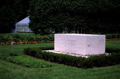 President Franklyn D. Roosevelt Hyde Park, NY