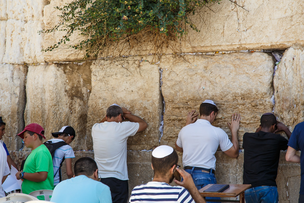 Western Wall (The Wailing Wall)