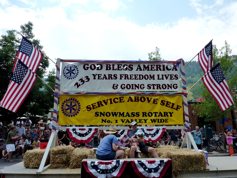 Aspen 4th of July Parade