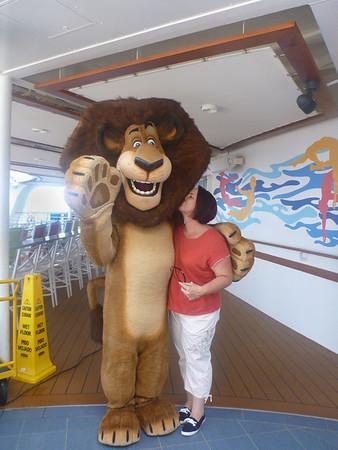 Allure of the Seas 2012 Mom's Pics