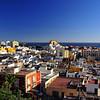 Almería er hovedstaden i provinsen Almería i Spania. Den har 189 789 innbyggere (2007) og ligger sør-øst i landet, ut mot Middelhavet. Byen ble grunnlagt av maurerne i 955 for å styrke kontrollen over Middelhavet. Den ligger i et ørkenlandskap som har gjort at mange spaghetti-western er blitt innspilt i området. Byen er også kjent for naturiststrender og er et populært feriemål med en av Europas høyeste årlige gjennomsnittstemperaturer, 19 grader Celcius.<br /> Fotballaget UD Almería som spiller i Primera División kommer fra denne byen.