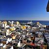Utsikt over Almeria..