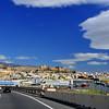 Innkjøyringa til Almeria by..
