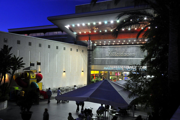 Lokala kjøpesenter i Almeria..