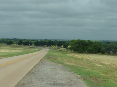 Route 66 in Texas