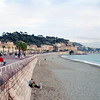 Promenade des Anglais<br /> A place to relax, and contemplate the azure waters of the Bay of Angels.
