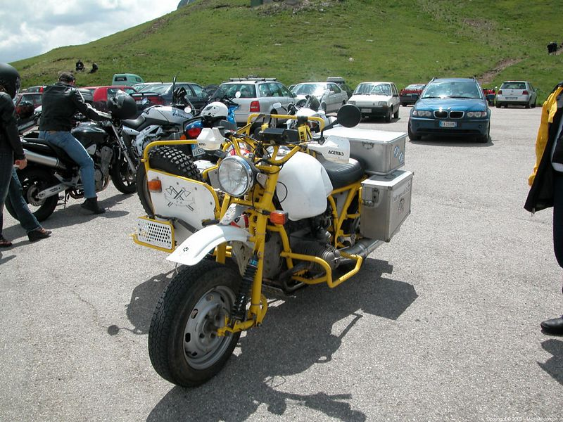 Passo Giau above Cortina d'Ampezzo