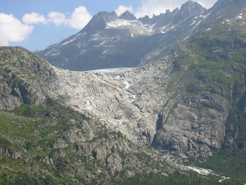 Switzerland - Rhone Glacier