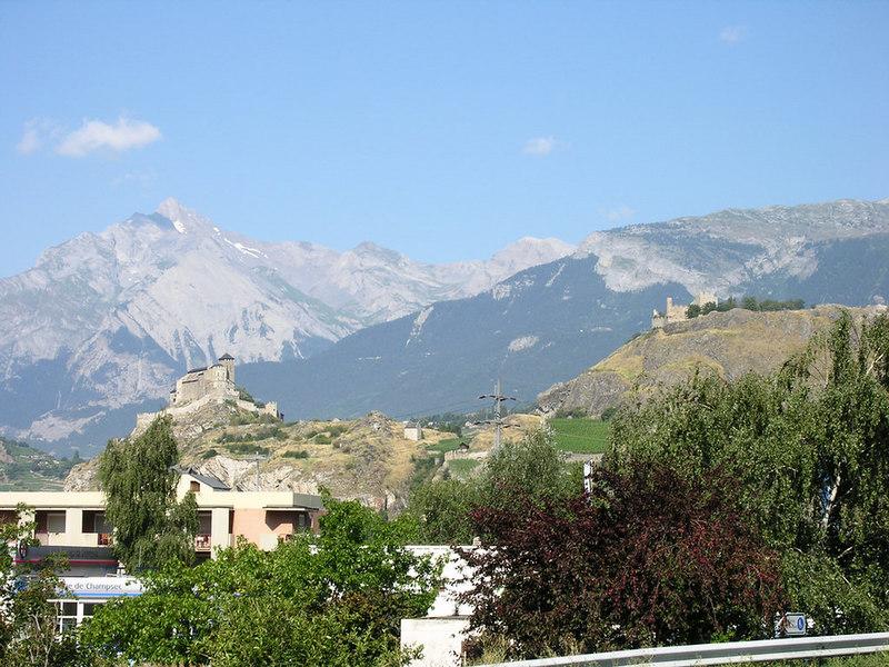 Switzerland - Sion