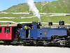 Switzerland - Furka Dampfbahn