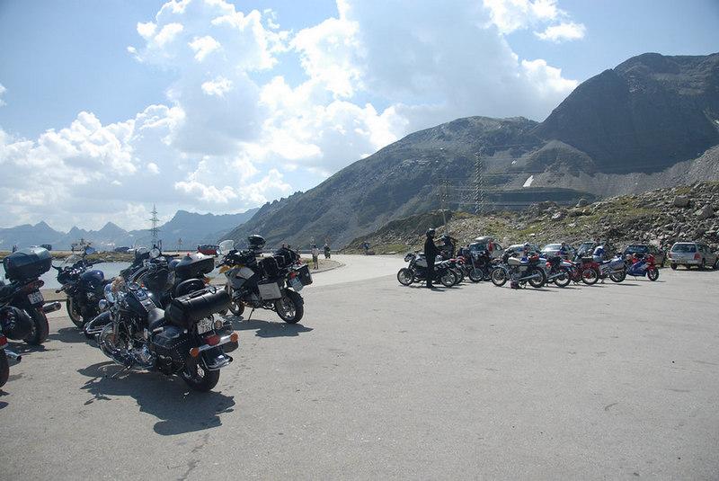 Switzerland - Nufenenpass