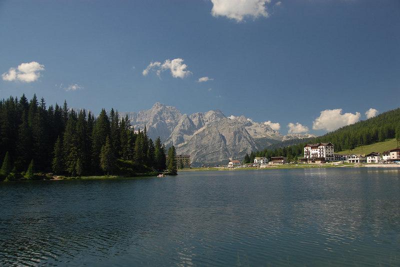 Italy - Lago di Misurina