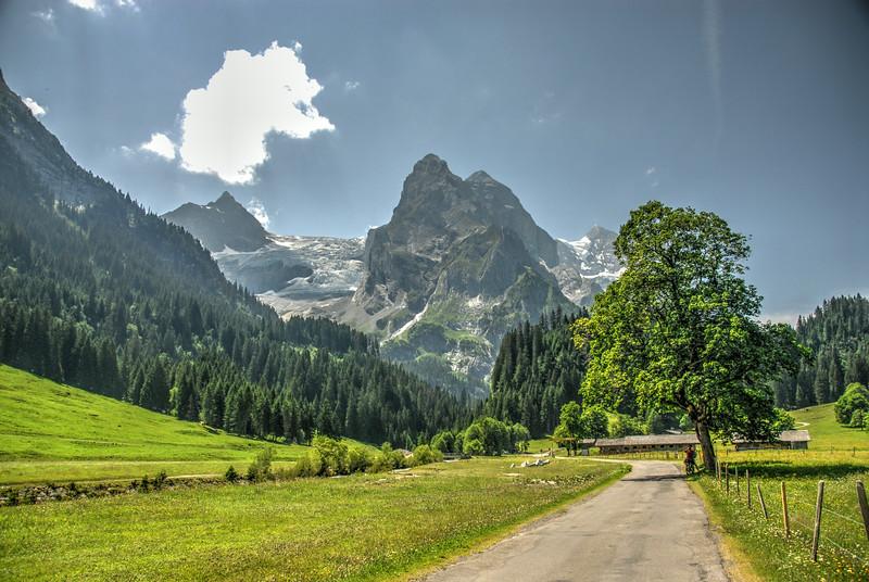 Switzerland - the Wellhorn