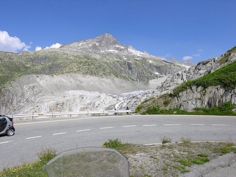 Switzerland - Rhone Glacier