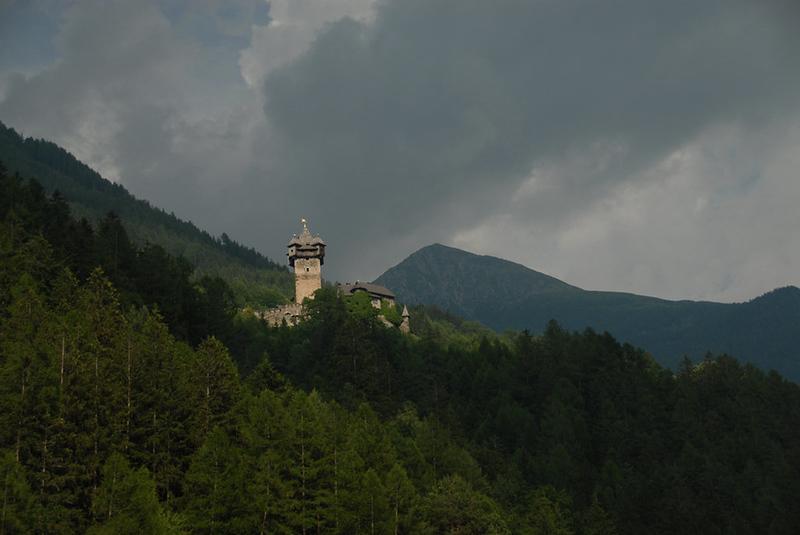 Austria, south of Grossglockner