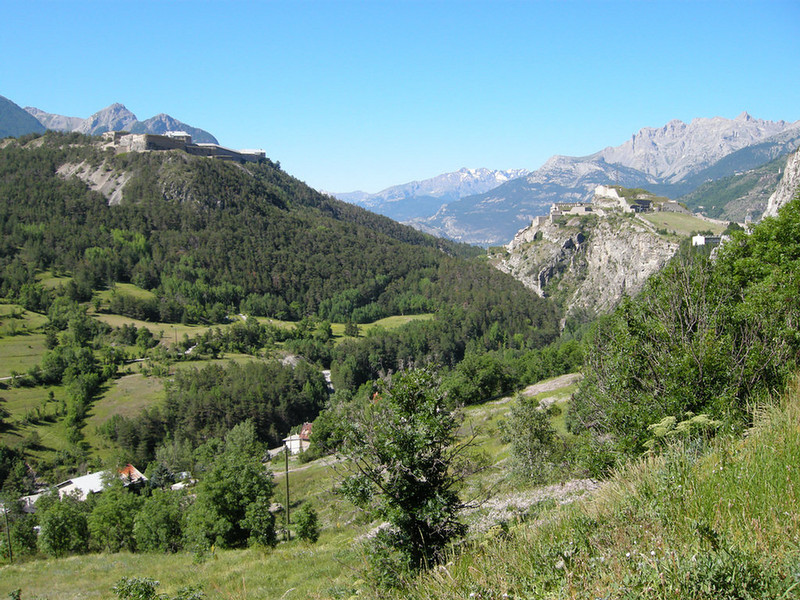 Forts at Briancon