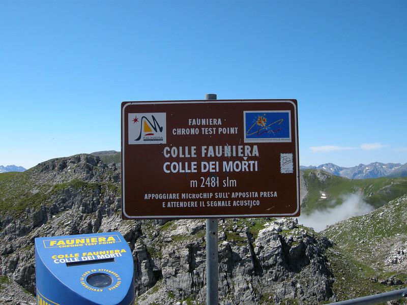 Colle Fauniera