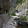 Un petit gorge near Saint Auban