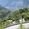 Bourg d'Oisans from Alpe de Huez