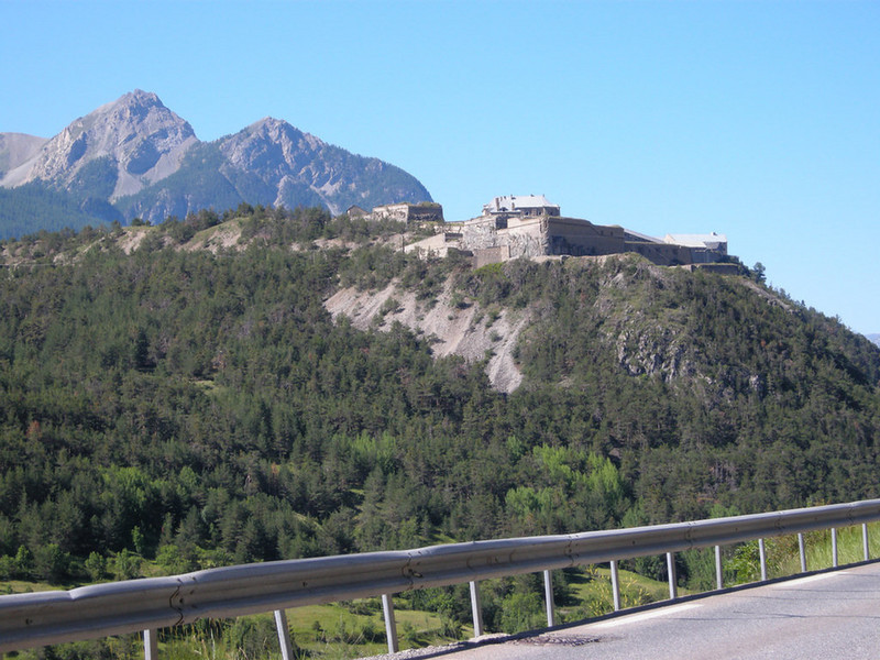 Fort at Briancon