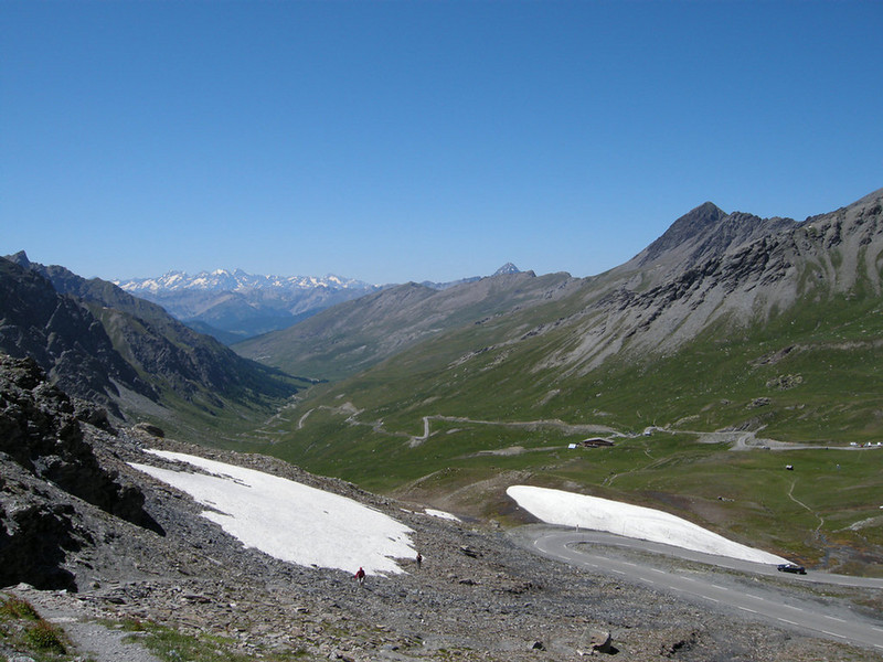 France, from Col Agnel