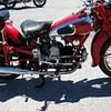 1949 Moto Guzzi on Col Agnel