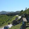 Col de Tende<br /> Fort at top
