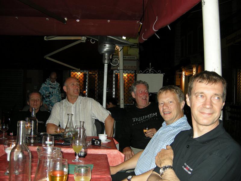 Alpine Roads 2008<br /> Barcelonnette<br /> Coco Loco - Place de Manuel
