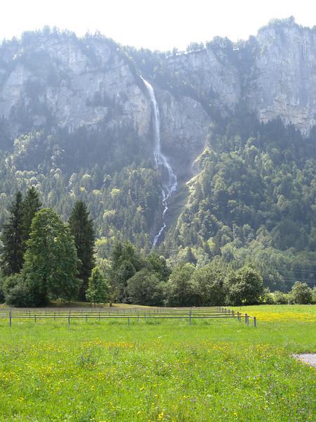 Waterfall near Meiringen