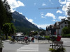 Cortina d'Ampezzo - stopping for lunch.
