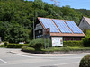 Nice photovoltaic array - local firehouse
