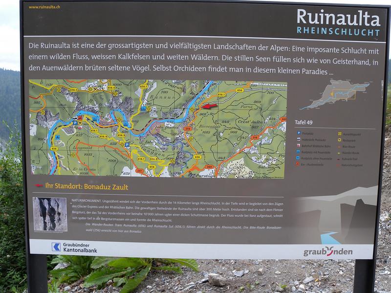 Rhine Sign