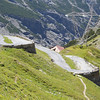 Stelvio - a piece of an older road