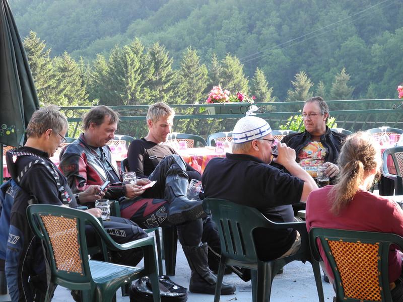 Alpine Roads BBQ @ Le Maronnier
