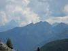 View from Passo Valparola