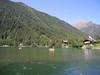 Lake at Champex