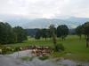 From Haus Maria balcony