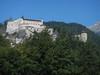 """Burg Hohenwerfen - the castle in """"Where Eagles Dare"""""""