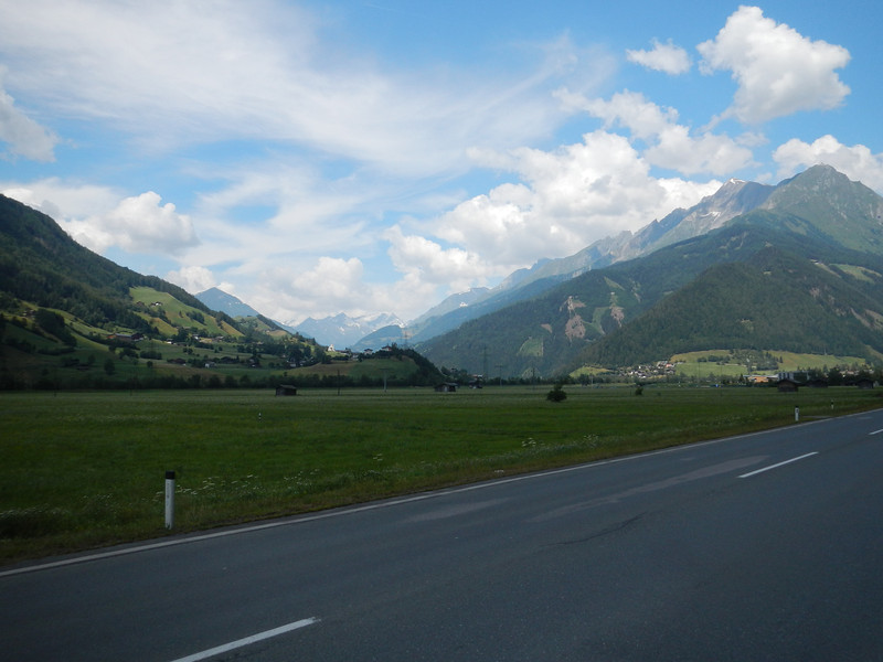 South of Matrei in Osttirol