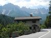 Between Forni di Sopra and Passo Della Mauria.